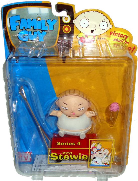 Family Guy Toys Toywiz : Family guy xxxl stewie action figure mib series mezco