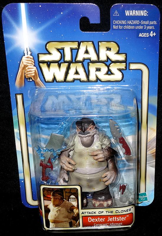Star Wars Episode Ii Attack Of The Clones Action Figures